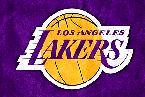 L.A. LAKERS basketball jewelry