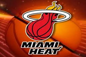 MIAMI HEAT basketball jewelry