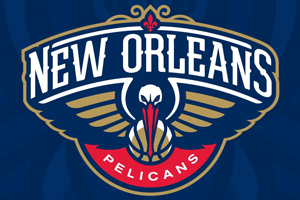 NEW ORLEANS PELICANS basketball jewelry