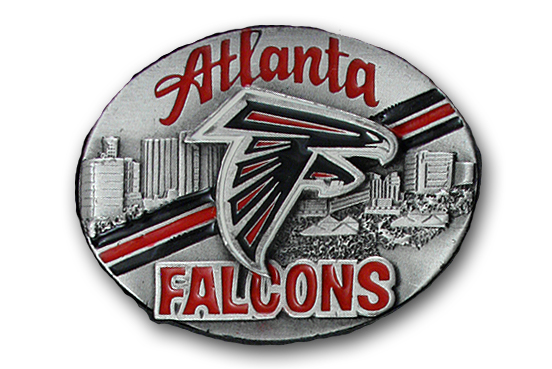 Atlanta Falcons 1 Fan Finger Magnet